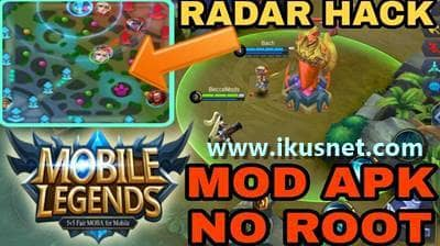 Download Mobile Legends Bang Bang v1.3.06 Apk (Mod Radar) Terbaru 2018
