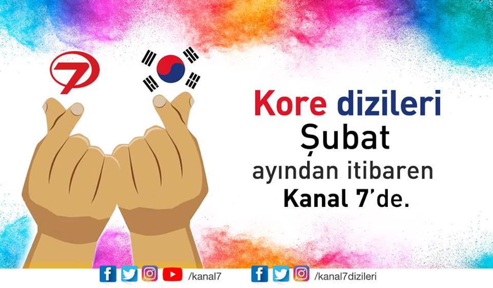 Kanal 7'de Kore Dizileri Yayınlanacak!
