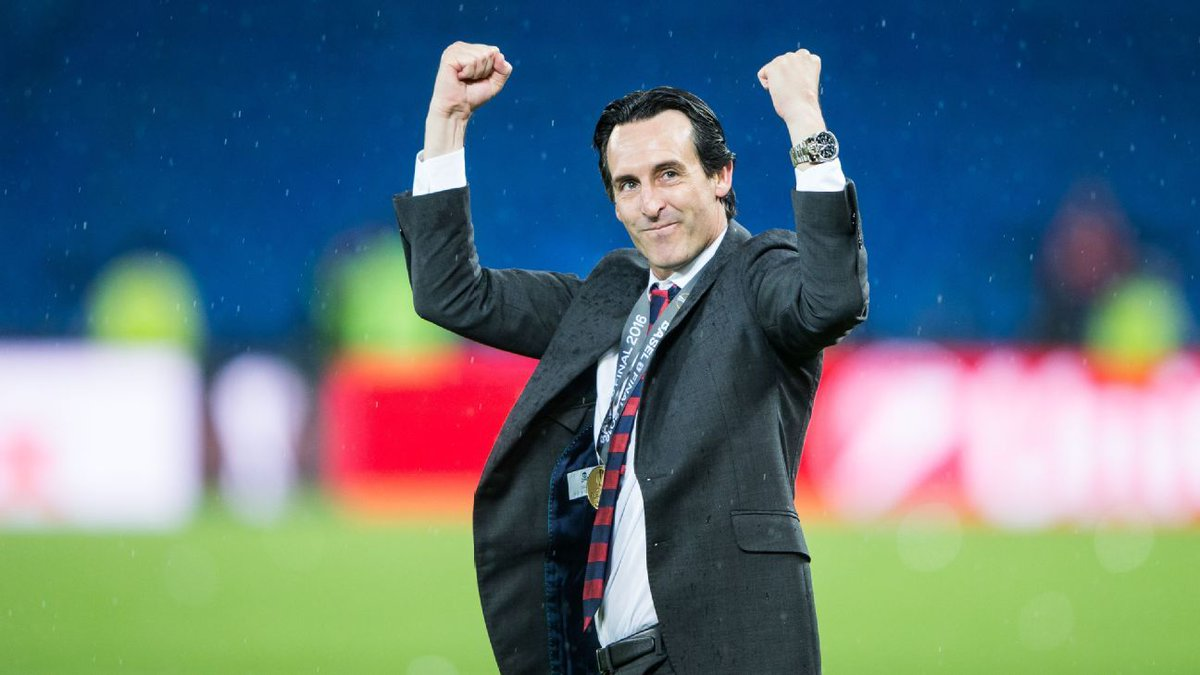 PSG Announce Appointment Of Former Sevilla Boss Unai Emery On Two