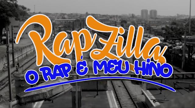 Da zona leste de SP, Rapzilla lança clipe do som O Rap é Meu Hino.