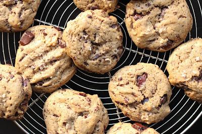 cookies huile et eau