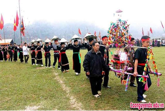 Lễ hội Lồng Tồng Của Dân Tộc Tày