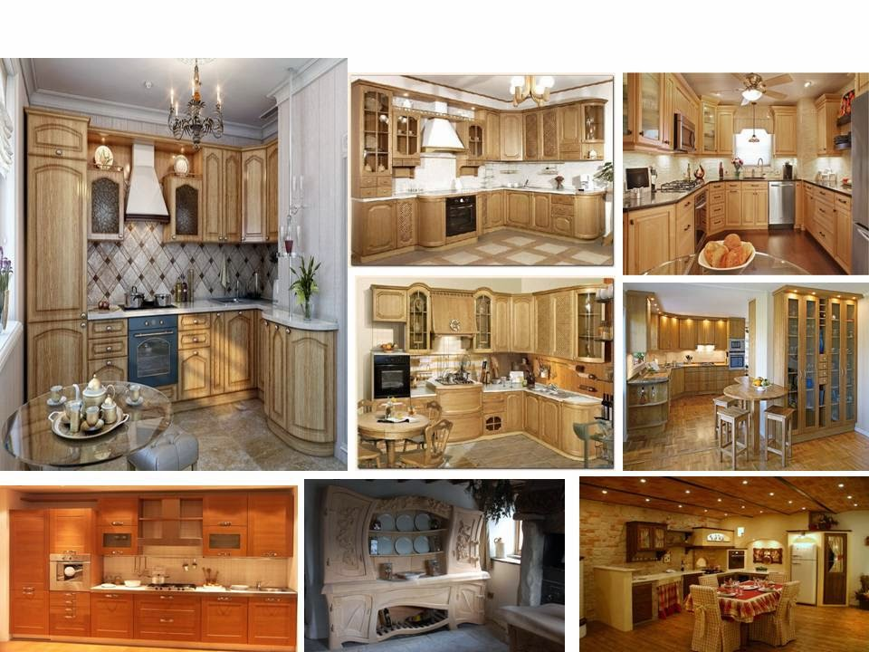 Caramel color kitchen cabinets