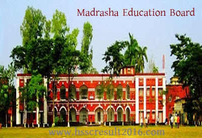 Madrasah Education Board 2016 dakhil