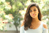 Anisha Ambrose Latest Pos Skirt at Fashion Designer Son of Ladies Tailor Movie Interview .COM 0864.JPG