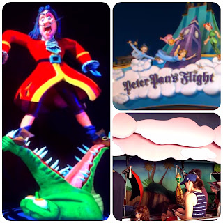 Peter Pan's Fligth - Magic kingdom