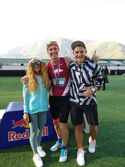 Екатерина Митяева, Дмитрий Митяев, Red Bull 400 Sochi 2018, Андрей Думчев