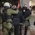 Βίντεο από τη στιγμή της βίαιης σύλληψης του λυράρη Γοντικάκη από τα ΜΑΤ όταν έβρισαν τη γυναίκα του