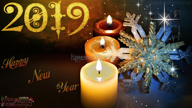 New Year 2019 Colorful Images Download