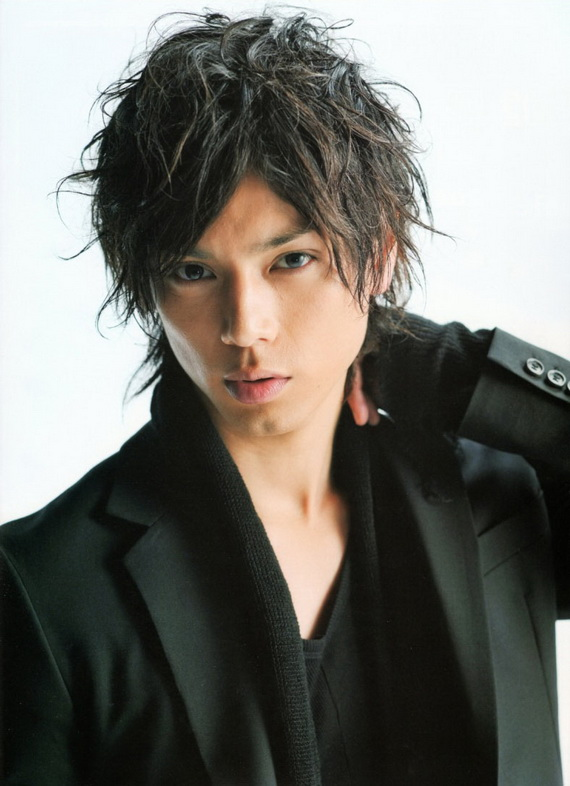 New Trend Hair Style Japan Hairstyle Male Hair Cuts
