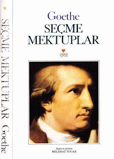Goethe - Seçilmiş Mektuplar