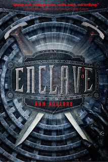 https://www.goodreads.com/book/show/7137327-enclave