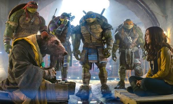 Derrick Bang On Film Teenage Mutant Ninja Turtles A