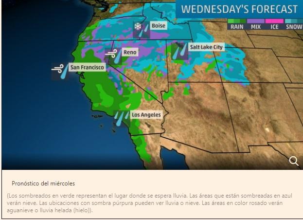tormenta nadia california