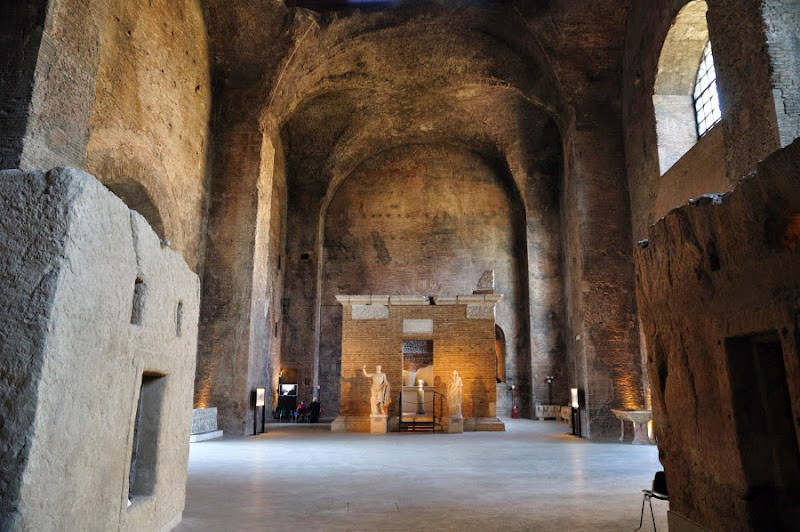 Diocletian's Baths reopen to public after restoration