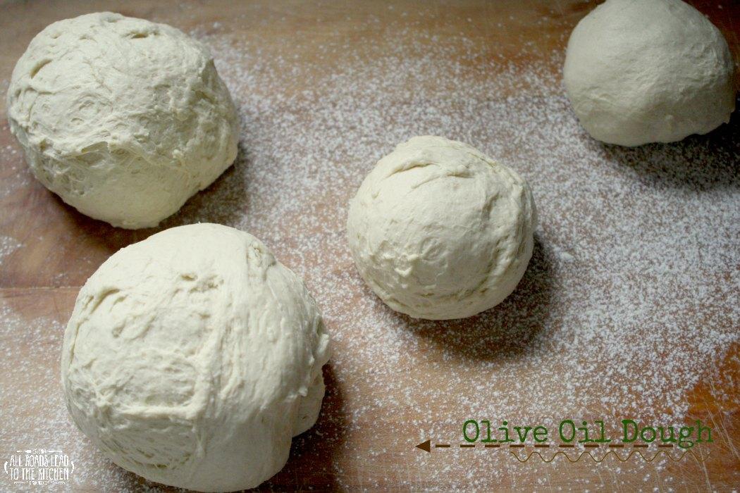 Olive Oil Dough