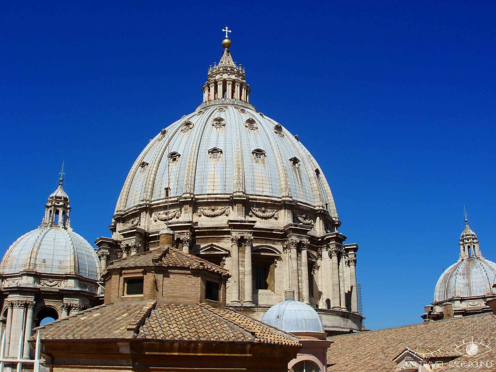 My Travel Background : Cartes Postale Vatican