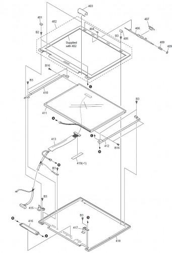 Sony Vaio Parts Diagram Bing Images