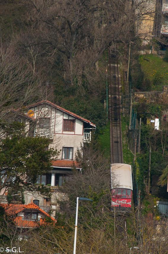 Funicular del monte Igeldo. 20 cosas para ver en Donostia