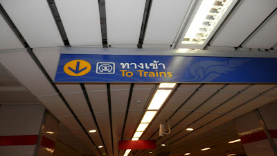 Bangkok treni