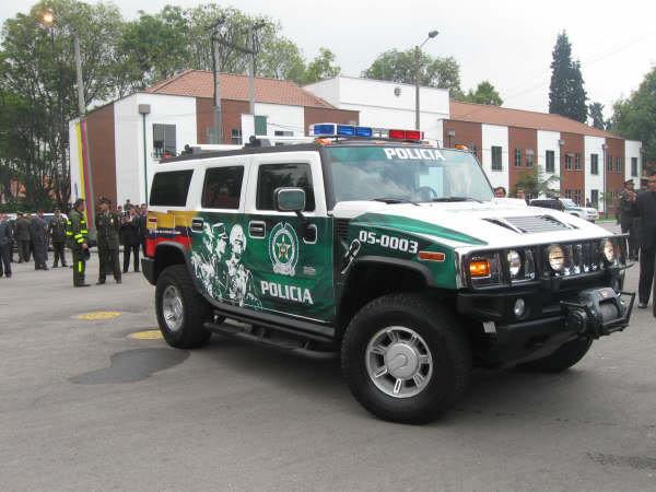 Ni En Dubai La Policia Tiene Esto!colombia Tiene Un