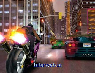 Midnight club 2 biker vs car