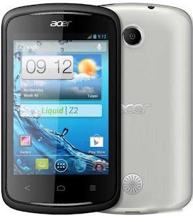 Spesifikasi dan Harga Acer Liquid Z120