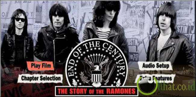 End of Century - The Story of The Ramones