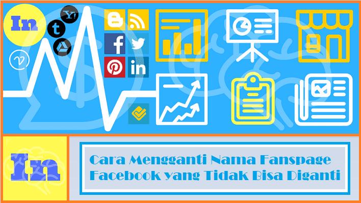 Ganti Nama Fanspage Facebook