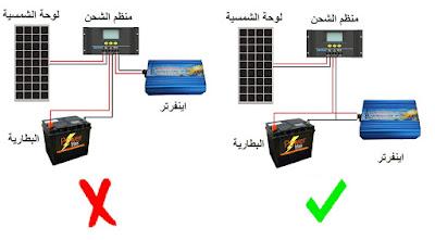 أخطاء شائعة عند إستخدام الطاقة الشمسية