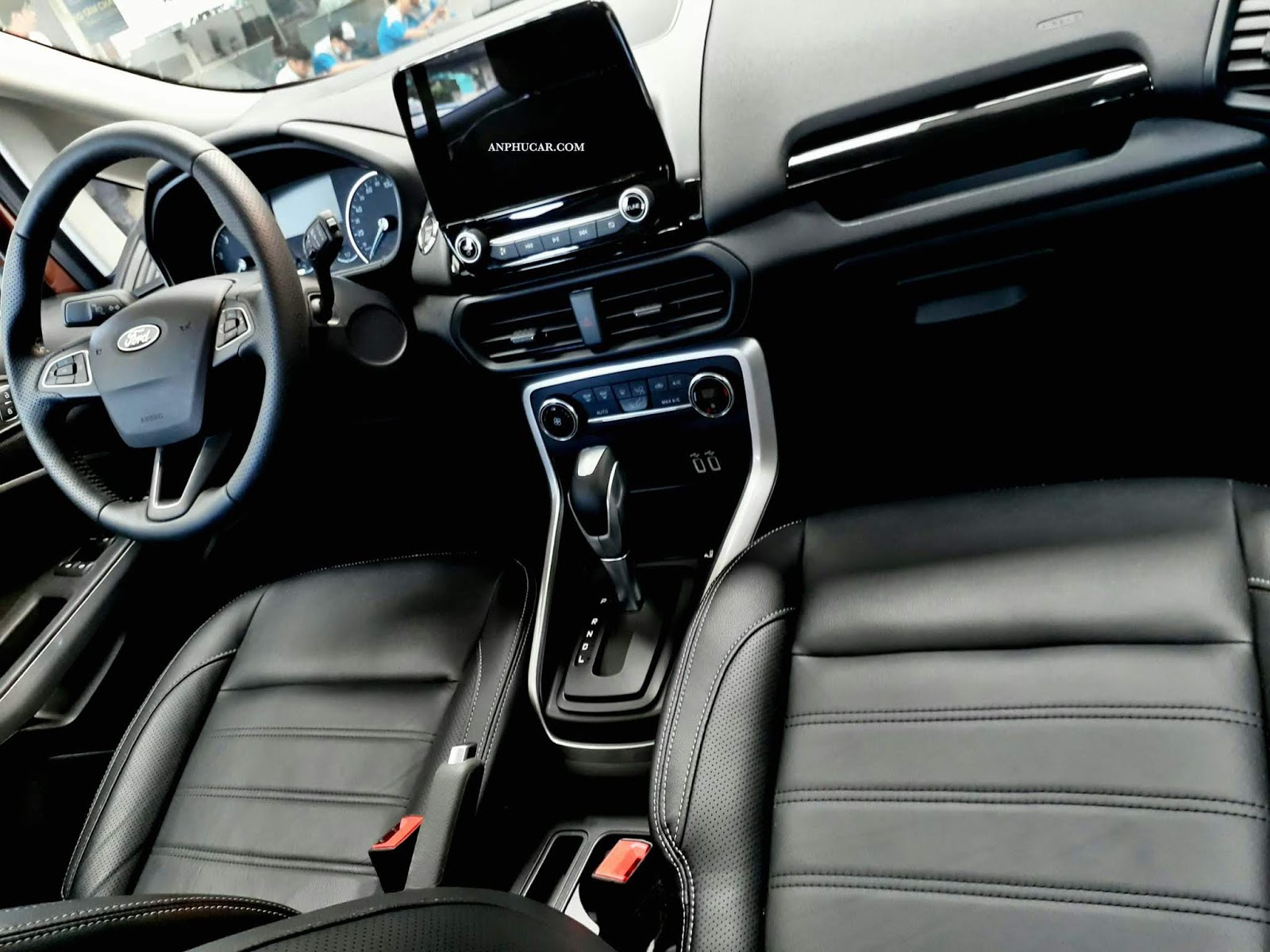 Nội thất Ford Ecosport 2019