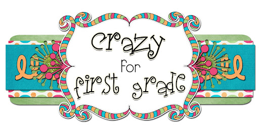 Crazy for First Grade