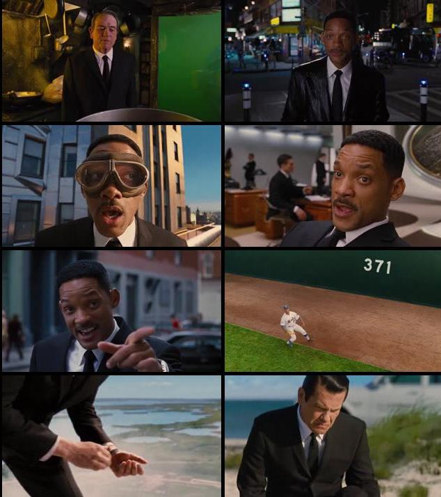 Men In Black 3 (2012) Dual Audio Hindi 480p BRRip