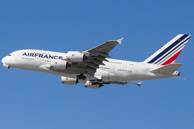 air france a380-800