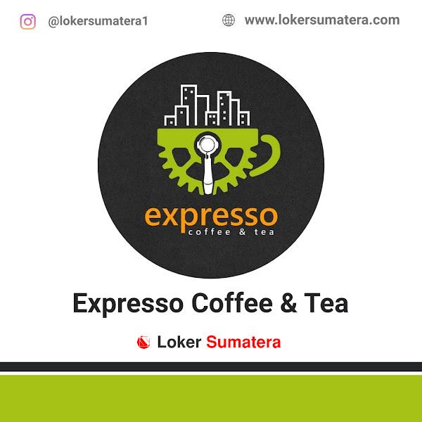 Lowongan Kerja Pekanbaru, Expresso Coffee & Tea Juni 2021