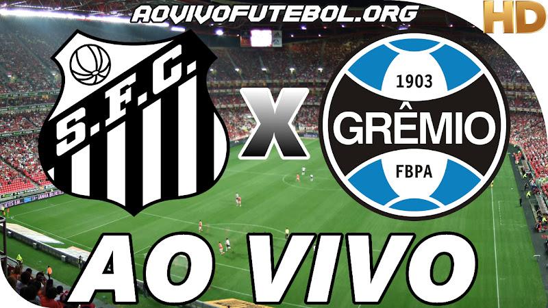 Assistir Santos x Grêmio Ao Vivo