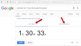 trik Rahasia tersembunyi Google yang jarang diketahui Orang