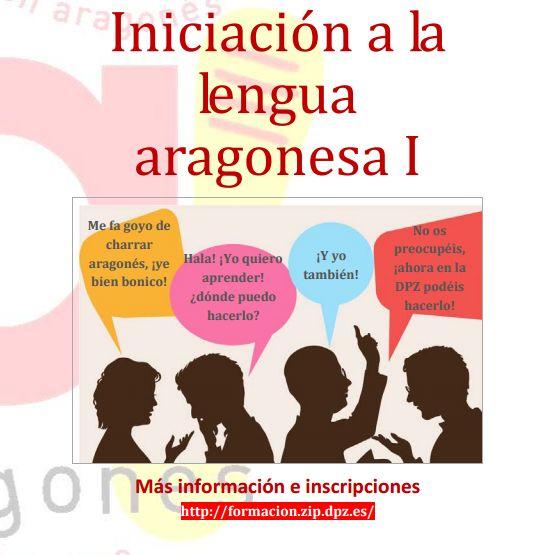 lengua aragonesa - DPZ
