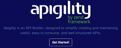 Getting started with Apigility