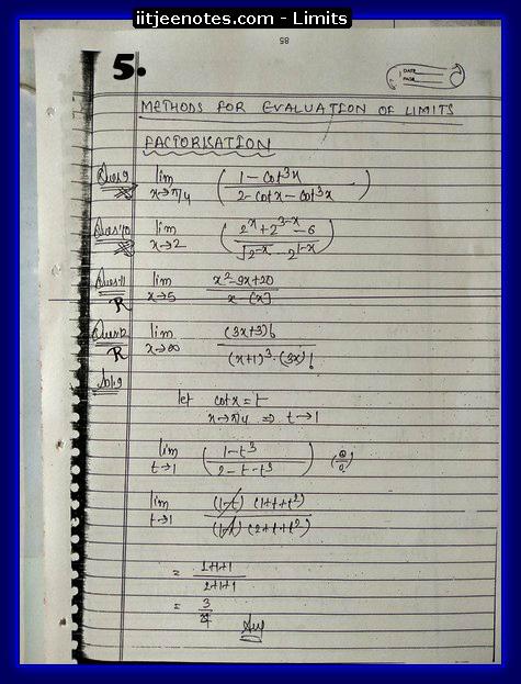 Limits5