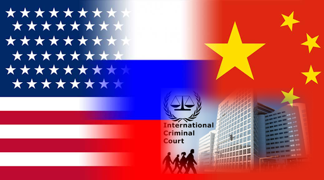 Here's why powerful countries like USA, China, Russia disagree with ICC