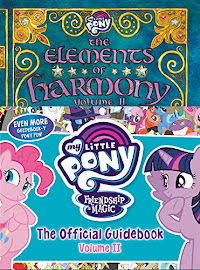 My Little Pony The Elements of Harmony Vol. II Books