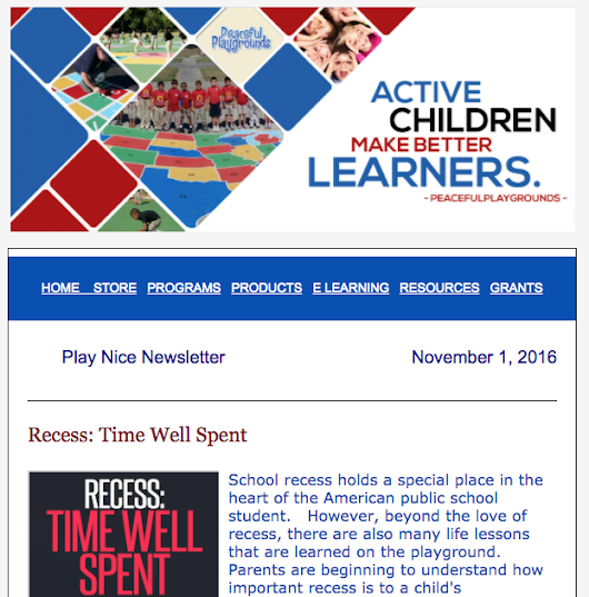 November Play Nice Newsletter : FREE DOWNLOAD THANKSGIVING PE & Classroom Party Games
