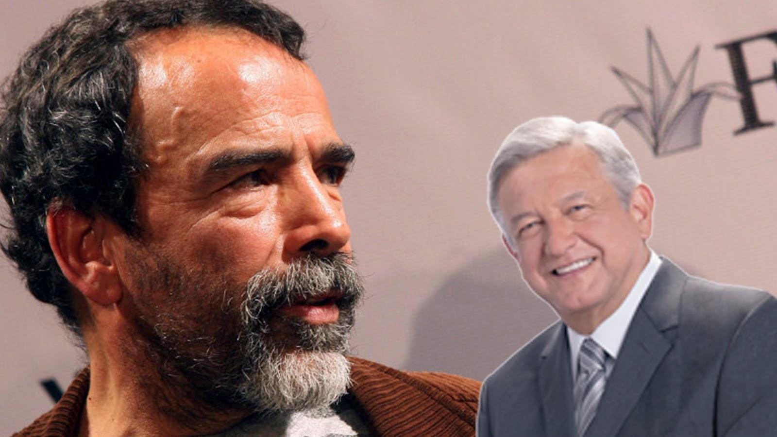 """""""Si no votamos por López Obrador en 2018, el país estará perdido"""": Damián Alcázar"""