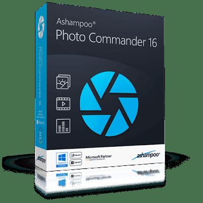 تحميل برنامج تحرير الصور اخر اصدار - Photo Commander للكمبيوتر مجانا