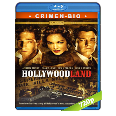 Hollywoodland (2006) BRRip 720p Audio Dual Castellano-Ingles 5.1
