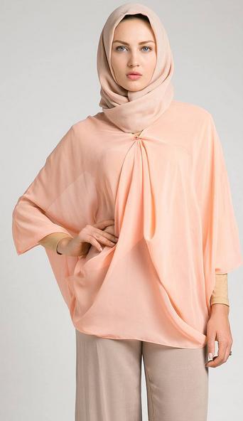 Foto Baju Muslim Atasan Wanita