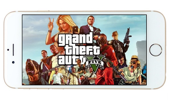 Download GTA 5 for iPhone iOS