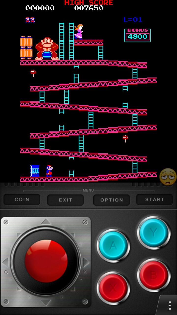 Memainkan Mame4Droid 0.139u1 dingdong di Android - Game ...