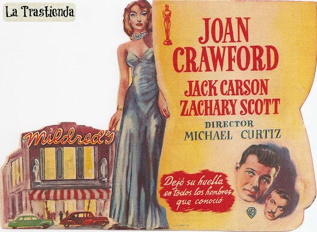 Programa de Cine - Alma en Suplicio - Joan Crawford - Jack Carson - Ann Blyth